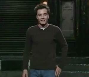 In Jimmy Fallon's audition tape for SNL he looks just like ...