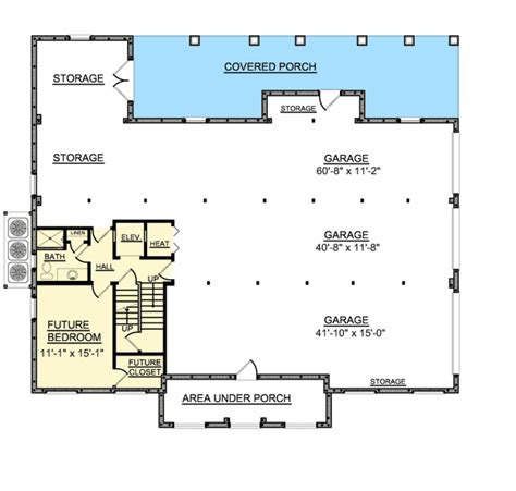 low country floor plans low country beauty 91012gu architectural designs house plans