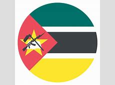 Mozambique Flag Vector Emoji Icon Free Download Vector