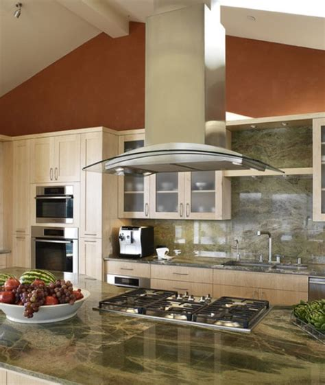 contemporary kitchen hoods stainless steel kitchen designs and ideas 2494
