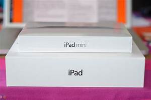 First unboxing images of iPad mini hit the web
