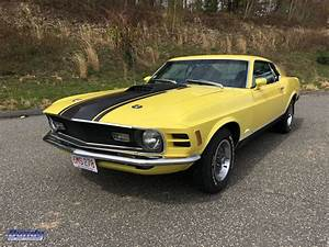 1970 Ford Mustang MACH 1 | Bundy Automotive