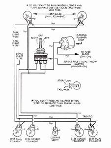 1964 Chevy Impala Turn Signal Wiring Diagram
