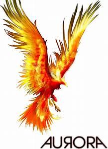 New Fire Colors Phoenix Tattoo Design » Tattoo Ideas ...