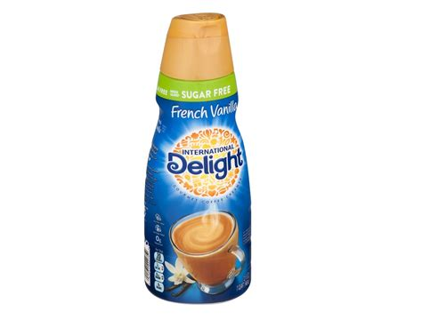 Laird superfood unsweetened original coffee creamer. International Delight: Sugar-Free from The Healthiest and Unhealthiest Creamers for Your Coffee ...