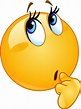 Thinking Emoji Decal