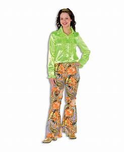80er Outfit Kaufen : retro schlaghose disco mottoparty 60er 70er 80er jahre outfit karneval party neu ebay ~ Frokenaadalensverden.com Haus und Dekorationen
