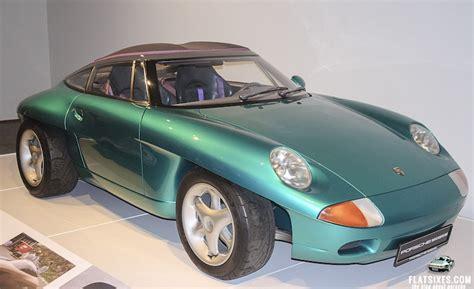 Porsche Panamerica prototype | Porsche, Porsche design, Sports car