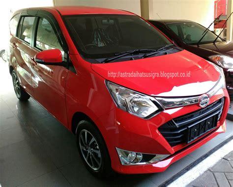 Gambar Mobil Daihatsu Sigra by Eksterior Daihatsu Sigra