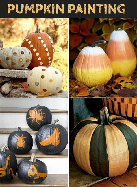 pumpkin design ideas without carving 8 easy pumpkin ideas without carving