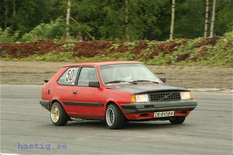 2011 Volvo 360 Drift Car With Design Wallpapers