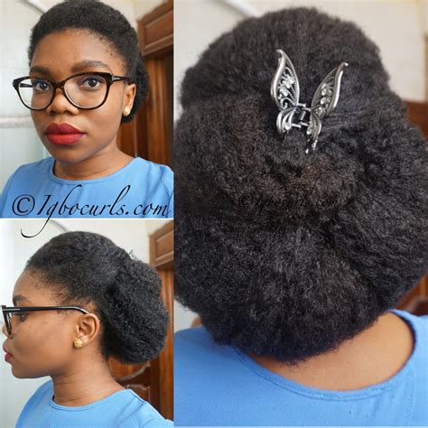 how to stretch natural hair without heat braid out