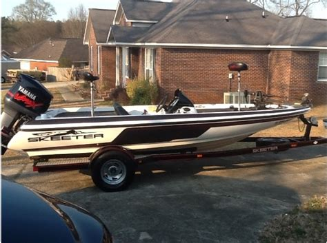 Skeeter Boats Dealers Georgia by Skeeter Sx Boats For Sale In Georgia