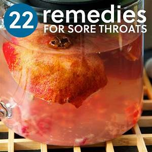 Get Over  How To Get Over A Sore Throat