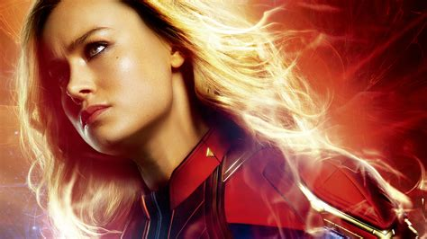 brie larson  captain marvel   wallpapers hd wallpapers