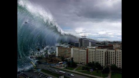 terrifying tsunami video  tsunami  real