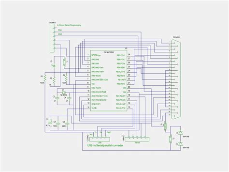 Parallel Port Usb Converter Circuit Diagram Unique