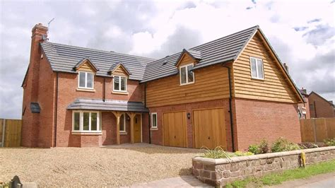 Ideas For New Builds by Self Build House Design Ideas Uk