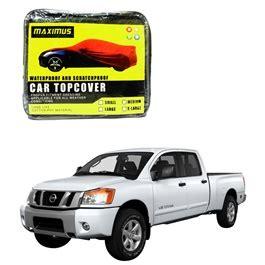 buy nissan titan maximus non woven car cover model 2003