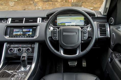 land rover inside land rover range rover sport interior autocar