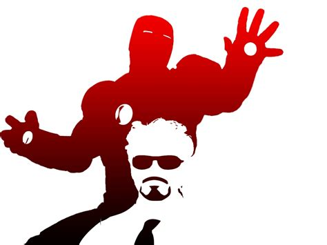 iron man silhouette clipart collection