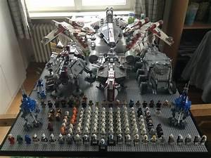 Lego star wars Clone Army 2013 huge - YouTube