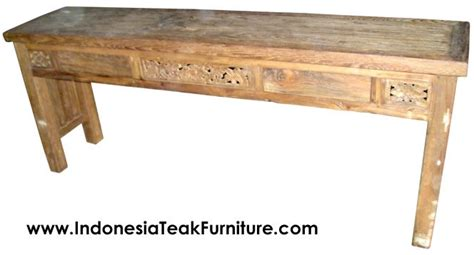 indonesian antique furniture