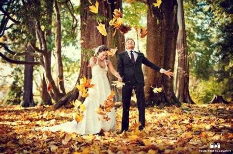 Top Five Ecofriendly Fall Wedding Themes Ecopartytime