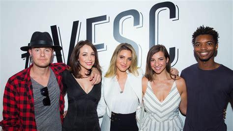vanity fair social club vine  youtube stars