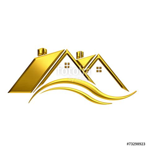 Home Design 3d Gold Free by Quot Golden Houses Real Estate Image Quot Stock Photo And Royalty
