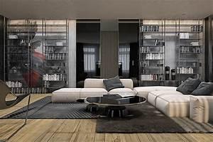 modern-industrial-design Interior Design Ideas