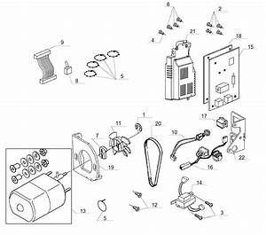 Singer 7258cl Electronic Sewing Machine Parts