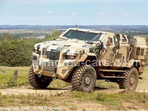 Scorpion Mine-resistant Ambush Protected (mrap) Vehicle
