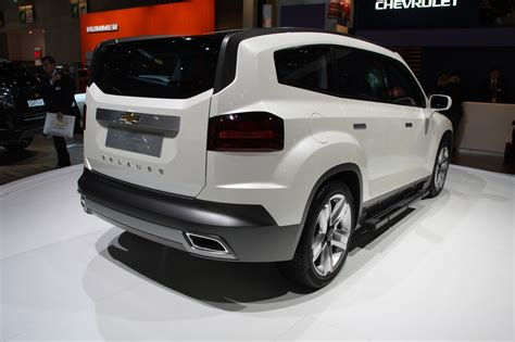 Chevrolet Orlando Modification by Chevrolet Orlando 1 8 2014 Auto Images And Specification