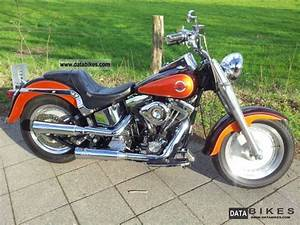 1992 Harley Davidson Fat Boy Flstf