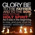 Glory be ... | Faith | Pinterest
