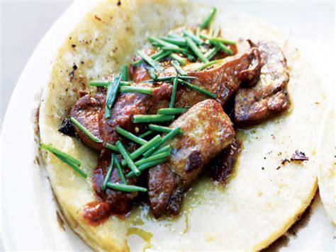 tacos taco oxtail angeles los foie guerrilla gras