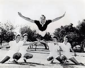 Cheerleading Founder And Inventor Of The Pom Pom Lawrence
