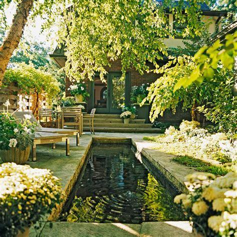 Ideen Für Wassergarten  Beispiele Für Die Perfekte