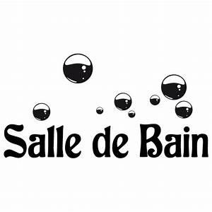 Stickers Porte Salle De Bain : sticker salle de bain stickers center ~ Dailycaller-alerts.com Idées de Décoration