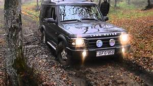 land rover discovery 2 off road - YouTube