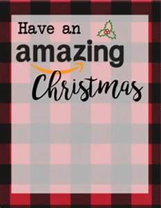 Printable Christmas Gift Card Holders for Amazon Paper