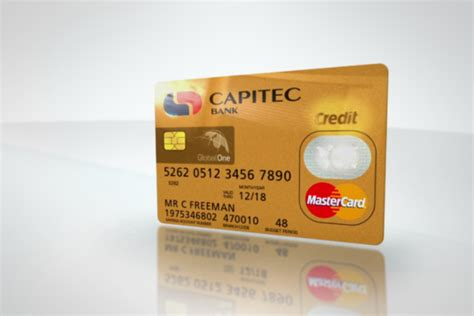 Capitec Bank's New Credit Card: Here's All you Need to Know