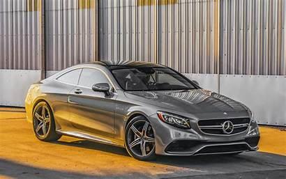 Mercedes Benz Class C217 Wallpapers Cars 4k