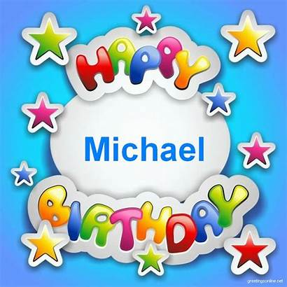 Birthday Happy Michael Clipart Clipground Cliparts