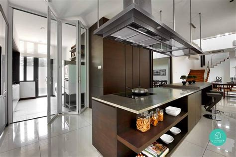 6 Practical Wet And Dry Kitchen Ideas In Malaysia  Decor