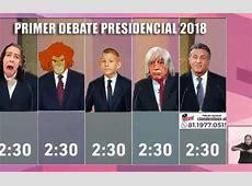 Lo memorable memes del Primer Debate Presidencial