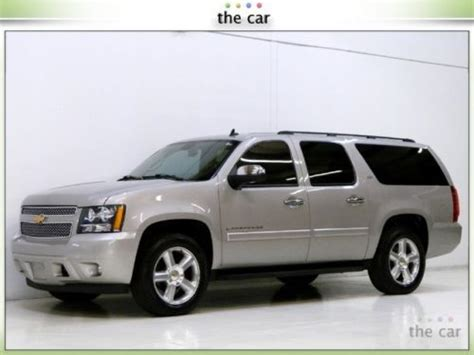 Find Used 2006 Chevrolet Suburban Z71 One Owner Rear Dvd