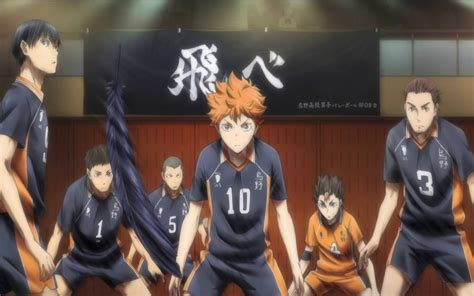 We have a massive amount of desktop and mobile backgrounds. Download Haikyuu 2020 4K HD Wallpaper Wallpaper - GetWalls.io