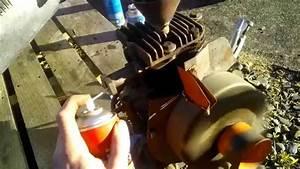 Semi Diesel Conversion Of A Briggs And Stratton 4 Stroke